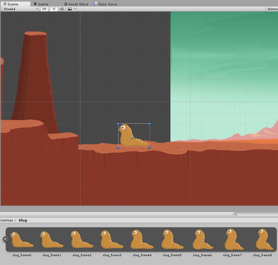 Unity – Wie man eine 2D Frame-by-Frame Animation erstellt ...